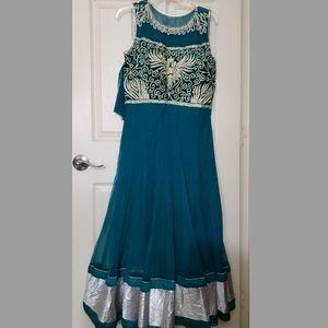 NEW Indian Dress bollywood Dress wedding dress